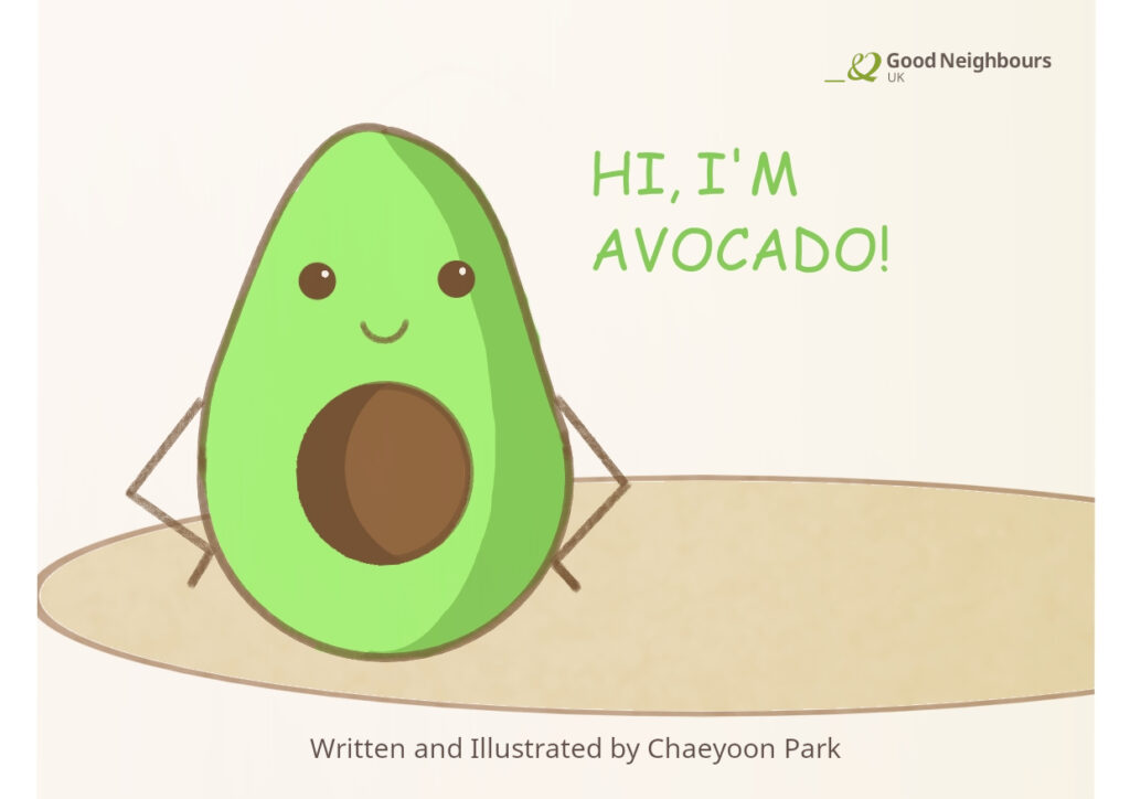 World Food Day Tour With Avocado And Friends By Chaeyoon Park Intern Good Neighbours Uk